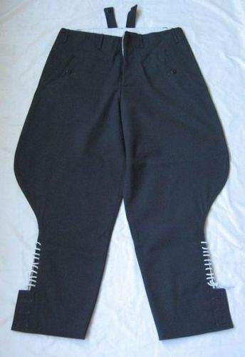LW Offiziers Breeches Trikot